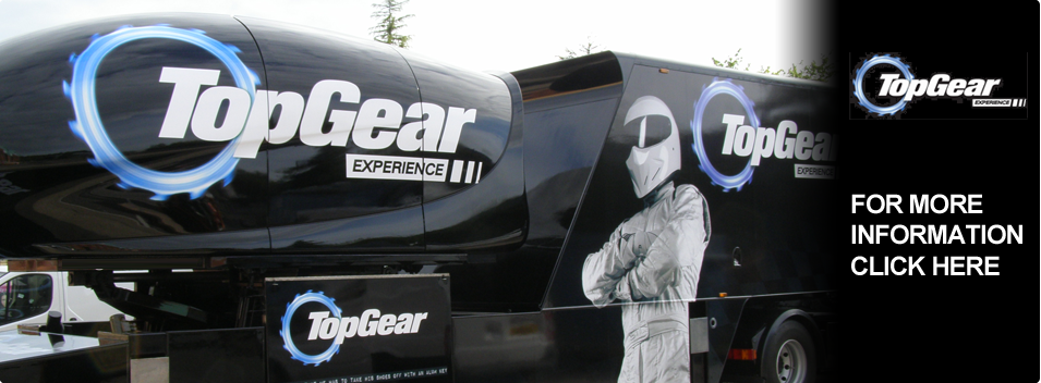 The Top Gear Experience from Active Simulators, click here for more info